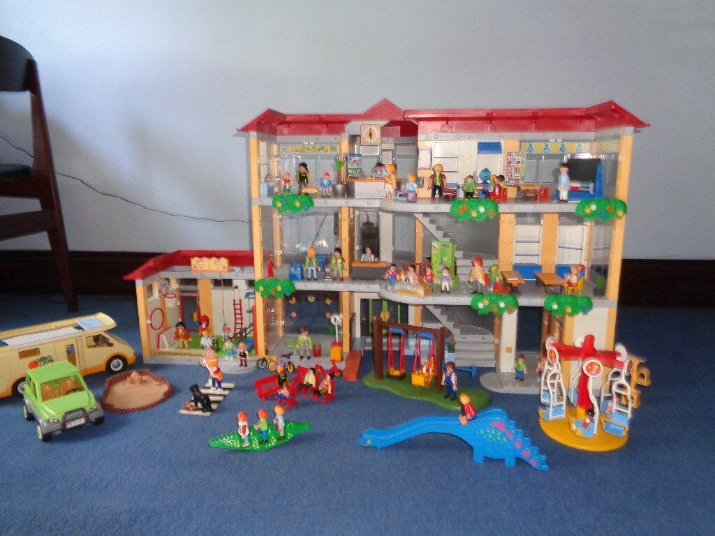 Maison playmobil 4279 for 4279 playmobil