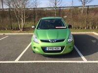 HYUNDAI I20 1.2 5DR ONLY 50000 MILEAGE SERVICE HISTORY