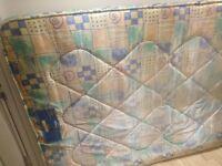FREE Double mattress