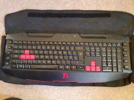 Thermaltake eSports Challenger Pro Gaming Keyboard