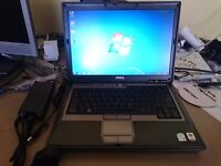 Dell Latitude D630 Core 2 Duo T7500 Multimedia Laptop for Sale.