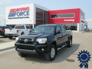 2015 Toyota Tacoma TRD Sport Double Cab 4x4 - 17,989 KMs, 4.0L