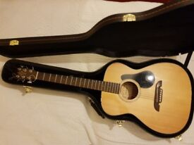 Amazing conditions Alvarez RF8 Acoustic guitar with hard case