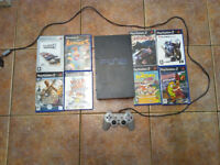 PlayStation 2 and 8 games