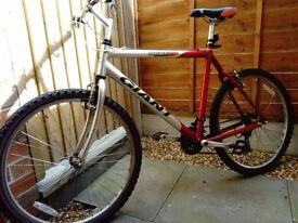 """Bike Giant 26 """" wheels"""