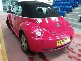 Volkswagen Beetle Luna - AUCTION VEHICLE