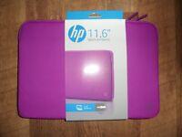 "*Brand New* HP 29.46 cm (11.6"" ) Spectrum Sleeve (Orchid Magenta) Rrp £17.99"