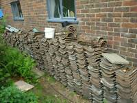 Roof Tiles aproximatly 1780