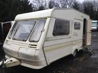 Abbey 1994 4 berth in good condition with awning