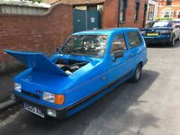 Reliant Robin Good Runner