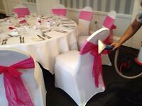 Lowest Price ever !! Hire Cheap Chair Covers, Stretch.