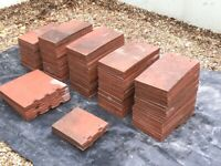 Rosemary roofing tiles, used but good condition