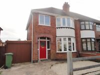 Three Bedroom House To Let In Braunstone
