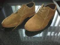Boys Suede Shoes