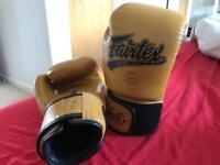 Fairtex genuine muai thai gloves