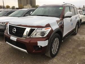 2017 Nissan Armada SL at