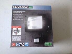 Livarno energy saving spotlight