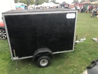 box trailer good condition