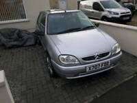 Saxo for sale