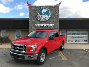 2017 Ford F-150 LOOK 5.0L XLT! $225.00 BI-WEEKLY+TAX!