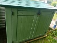 2 Garden sheds !!