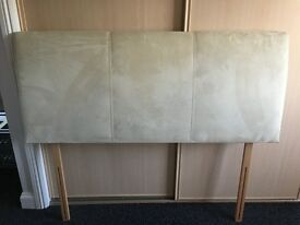 Kingsize Faux Suede Headboard