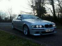 BMW 530 d M sport 2003 MOT'D TODAY