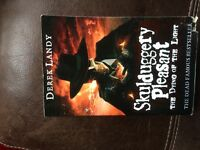 Skullduggery pleasant books