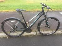 SPECIALIZED ARIEL LADIES MOUNTAIN BIKE HYDRAULIC DISC BRAKES FRONT SUSPENSION.