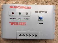 12V 40A MPPT solar charge controller
