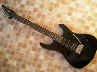 electric guitar Yamaha RGX 112