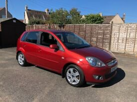 CHEAP CAR! LOW MILES! FORD FIESTA ZETEC 1.4