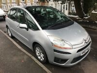 2007 - Citroen C4 Picasso 1.6 HDI – DIESEL – Automatic – Towbar