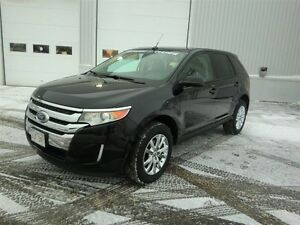 2013 Ford Edge SEL--LTHR --MOON --NAV