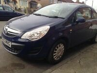 Vauxhall corsa eco Flex 2012 3 Door