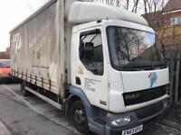 Leyland daf lorry