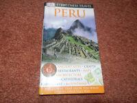 DK Eyewitness Travel Guide- Peru