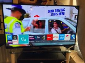 "EXCELLENT* SAMSUNG 40"" SMART LED FULL HDTV FREEVIEW CHANNELS"