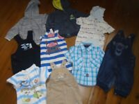 Baby bundle 3-6 months (9 items)