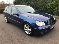2004 mercedes c220 cdi advantgarde se FACTORY SPORT PACK FACELIFT FULL HISTORY C270 c200 c180 c320