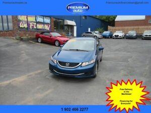 2015 Honda Civic LX $137 B/W OAC