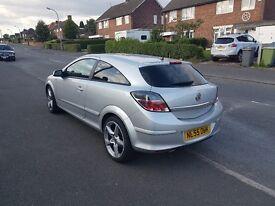 Vauxhall astra sri 2.0 turbo (170) Low mileage!