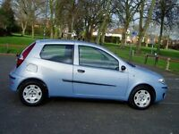 2006 Fiat Punto 1.2 Active 8v. Service History. Mot July. Manual. Excellent condition. Bargain £725.