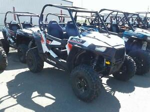 2016 Polaris RZR S - FACTORY AUTHORIZED CLEARANCE ON NOW!