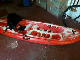 kayak in great condition