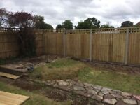 QUALITY FENCING SUPPLIED AND FITTED