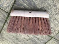 £4 NEw industrial broom head
