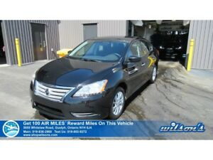 2015 Nissan Sentra SV | CRUISE CONTROL | POWER PACKAGE | ALLOYS