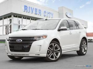 2014 Ford Edge $228 b/w pmts are tax in | Sport