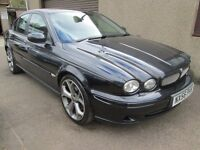 Jaguar X-Type 2.2D SPORT- 12 MONTHS MOT, SERVICED, 3 MONTHS WARRANTY & 12 MONTHS AA COVER INCLUDED